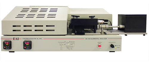 CE440 Elemental Analyser