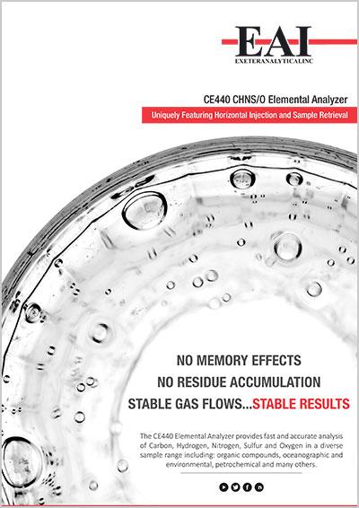CE-440 Brochure